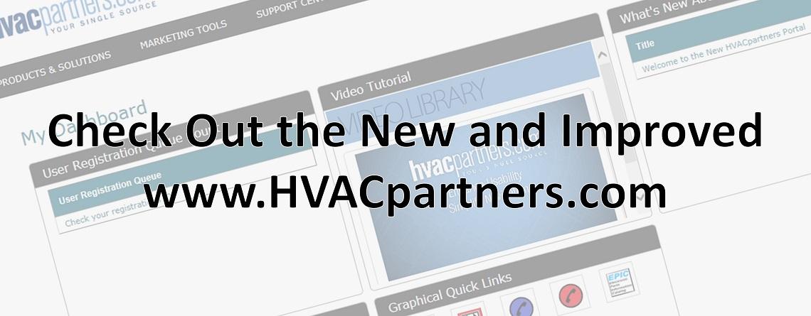New HVACpartners.com