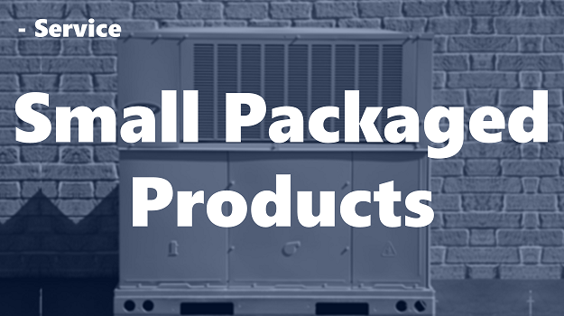 Small Packaged Products